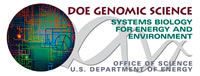 DOE Genomic Science